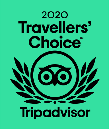 TripAdivsor Travellers' Choice Award